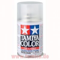 Tamiya Spray TS-13 Klarlack / Clear glänzend 100ml