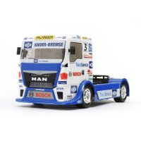 Tamiya 58632 Team Hahn Racing MAN TGS (TT-01E) Bausatz 1:14