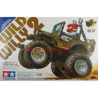 Tamiya Wild Willy 2 (WR-02) Bausatz #58242