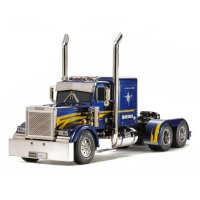 Tamiya XB Grand Hauler Blau Full-Option 1:14