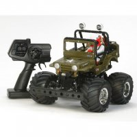 Tamiya XB Wild Willy 2 mit 2.4 GHz Fernbedienung #57743