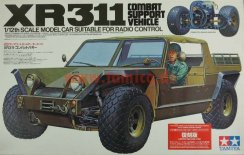 Tamiya XR311 Combat Support Vehicle Bausatz #58004