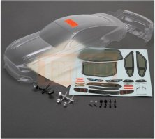 Vatera 2015 Ford Mustang Body Set transparent