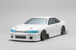 Yokomo 1093 SPEED S14 SILVIA Body Set No Decals