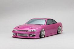 Yokomo 460 Power S14 Silvia Body Set No Decals