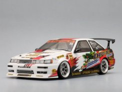 Yokomo SunRISE/Mercury AE86 Levin Body Set