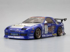 Yokomo Team Samurai Project FC3S Body Set