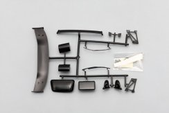 Yokomo Yukes SYMS GDB Impreza Accessory Parts Set
