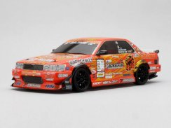 Yokomo Yukes Team Orange with Beast Eye C33 Laurel Body Set