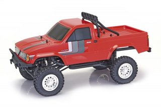 Graupner Toyota Hilux 4x4 Pick up RTR rot 1:12
