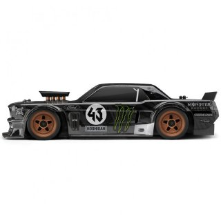 HPI RS4 Sport 3 1965 Ford Mustang Hoonicorn 100%RTR