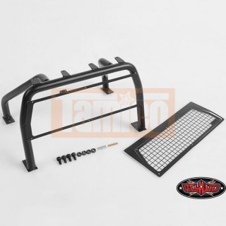 rc4wd steel tube rollbar rack for tf2 mojave b. Black Bedroom Furniture Sets. Home Design Ideas