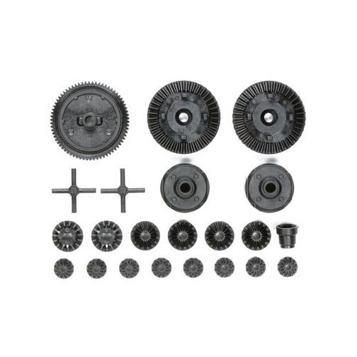 Tamiya 1:10 TT-02 Chassis 51527 A-Teile Achsschenkel Radmitnehmer T2R®