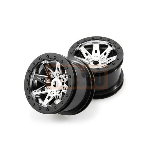 Axial AX08137 Felge 2.2 Raceline Renegade 41mm chrom (2)