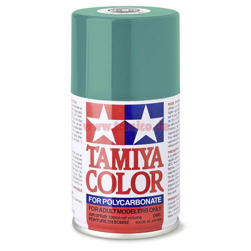 Tamiya Lexan Spray Dose PS-54 Cobalt Grün / Green Farbspray