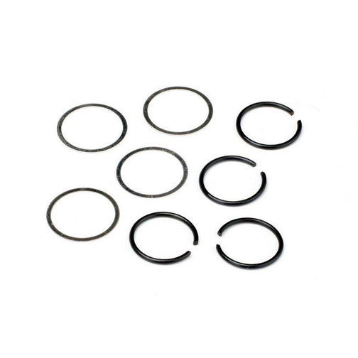 INPUT SHAFT CLIP / SHIMS SET (4pcs)