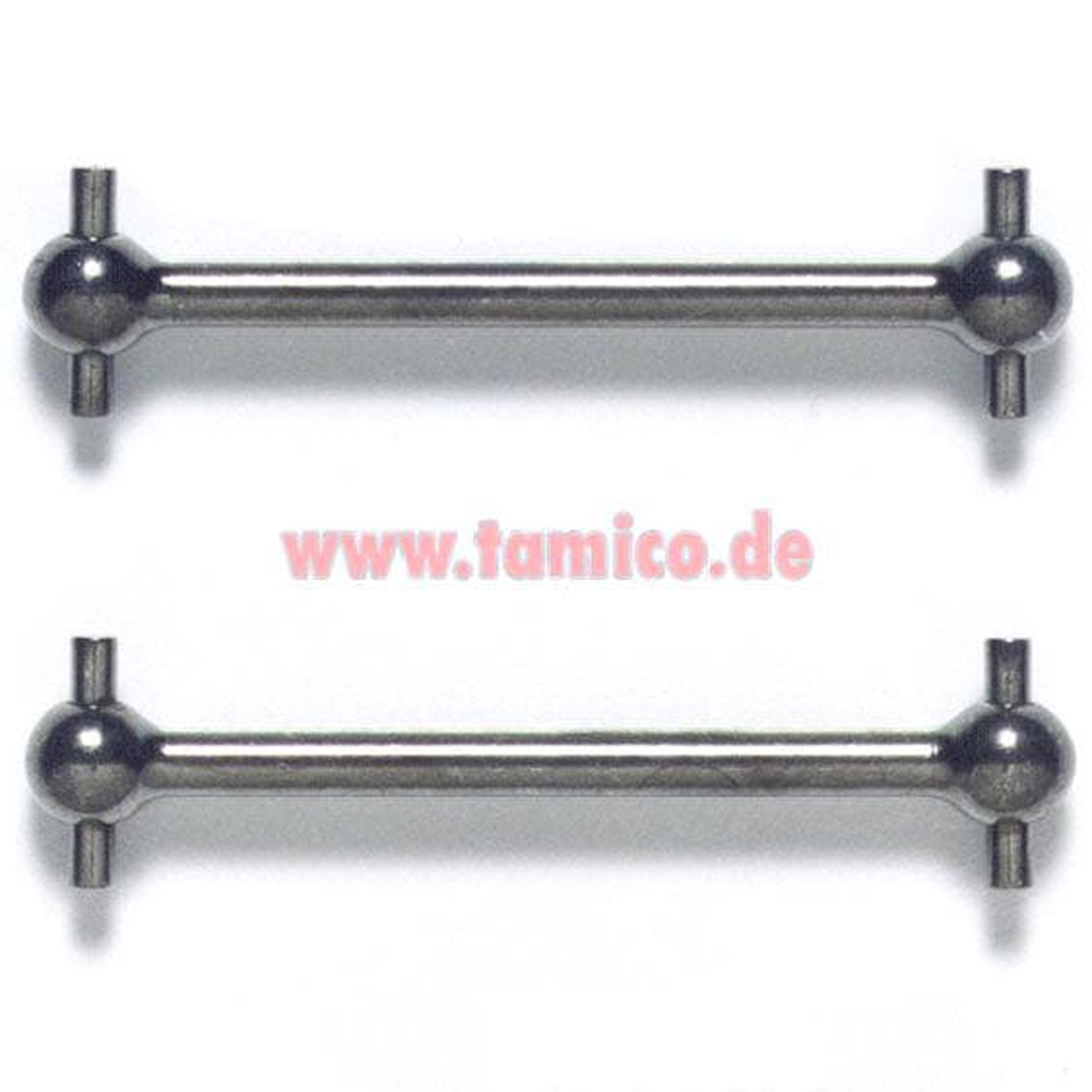 3Racing Rear Aluminum Hub Carrier 2 Degree For Tamiya M05 RC Cars #M05-30//2//LB