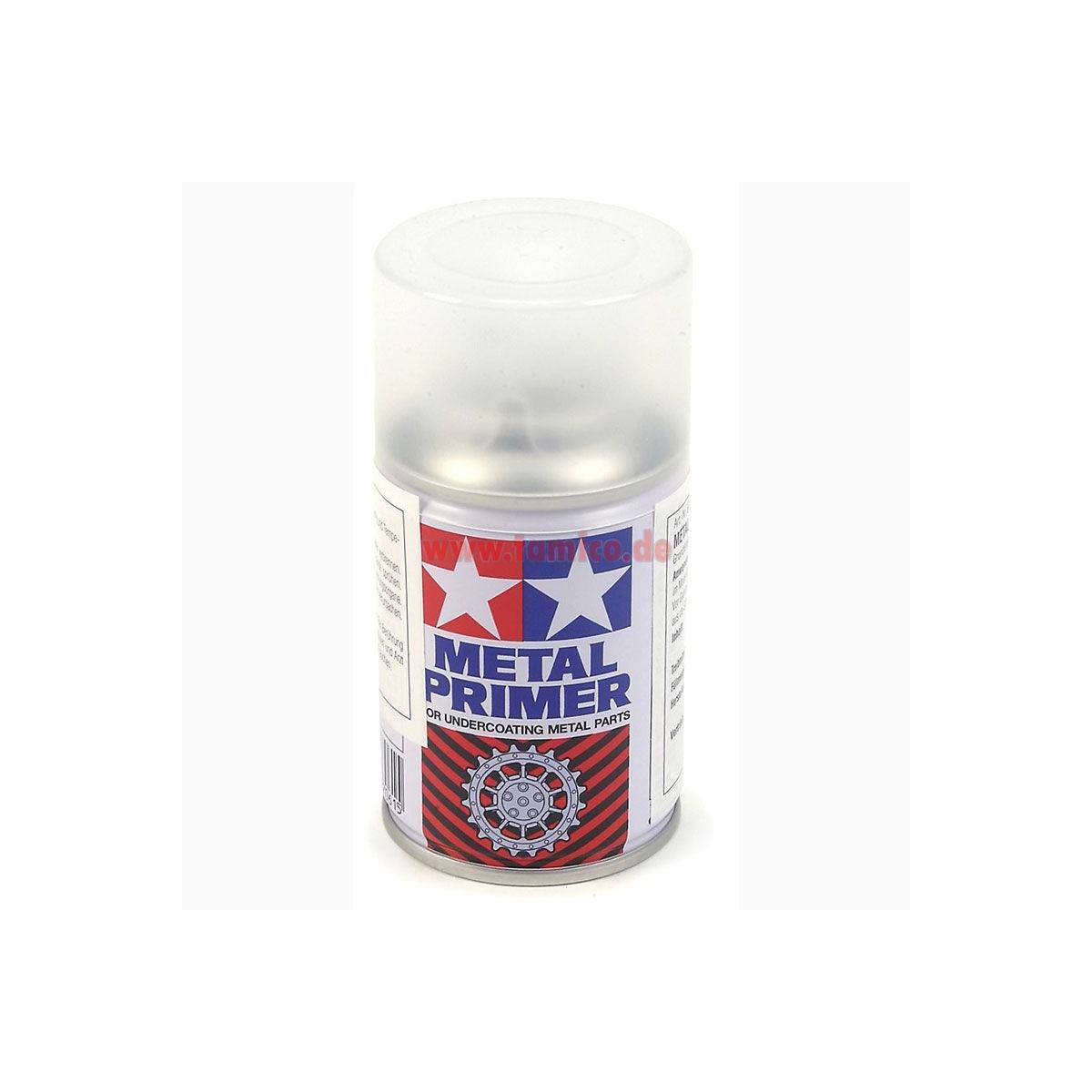 tamiya metal primer / metallgrundierungs-spray 100ml #87061