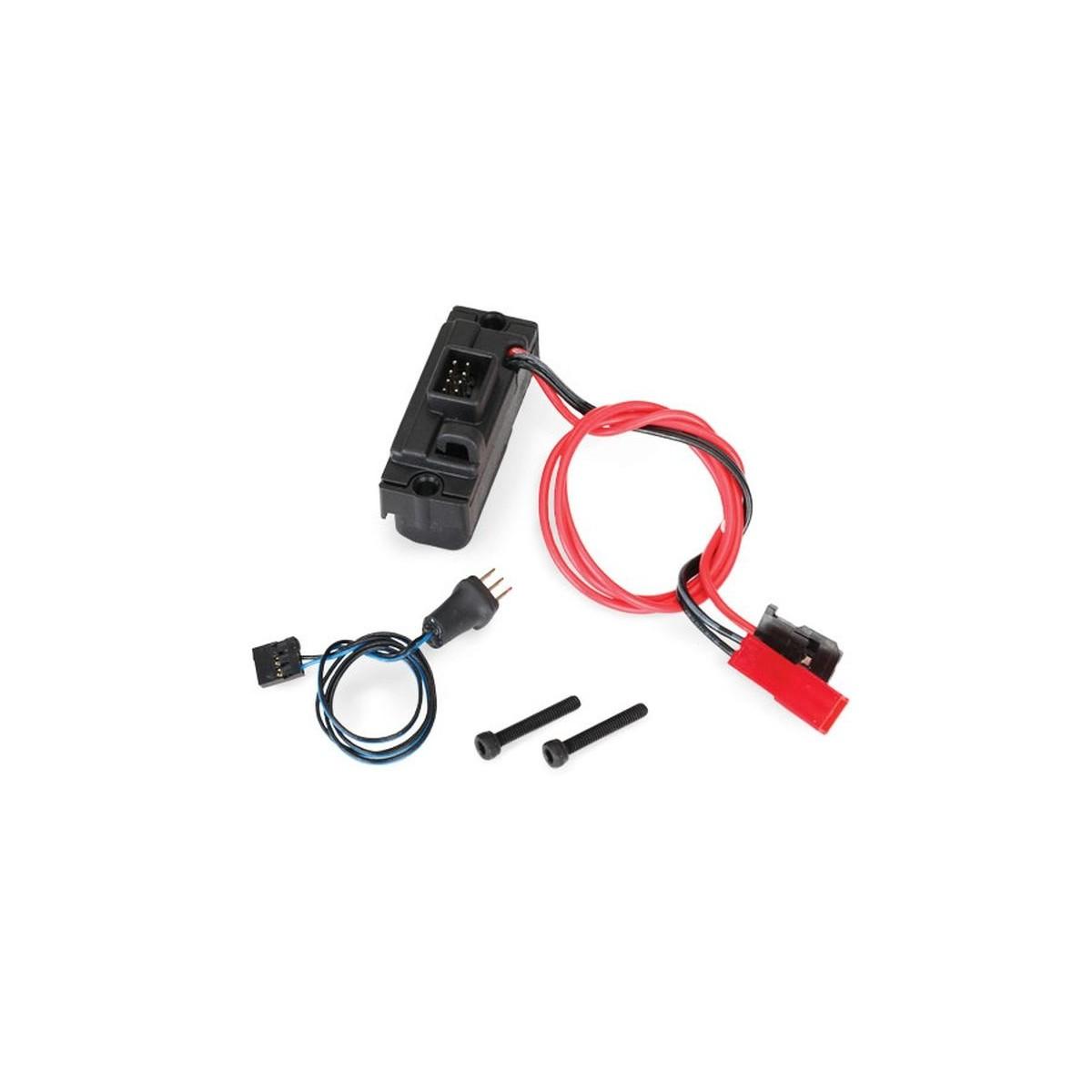 Traxxas Led Lights Power Supply Trx 4 3 In 1 Wire Harness Ledwiringharnessmain1jpg