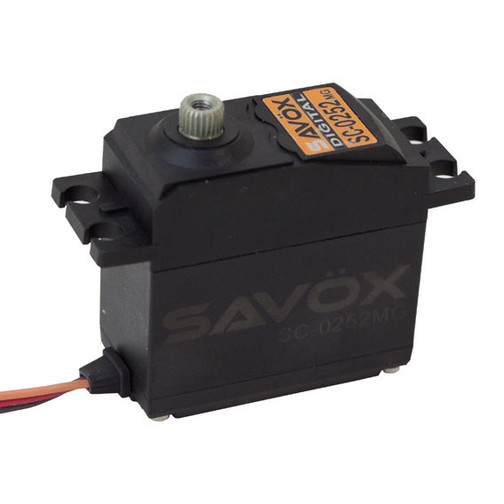Savöx SC-0252MG Digital-Servo (10,5kg)