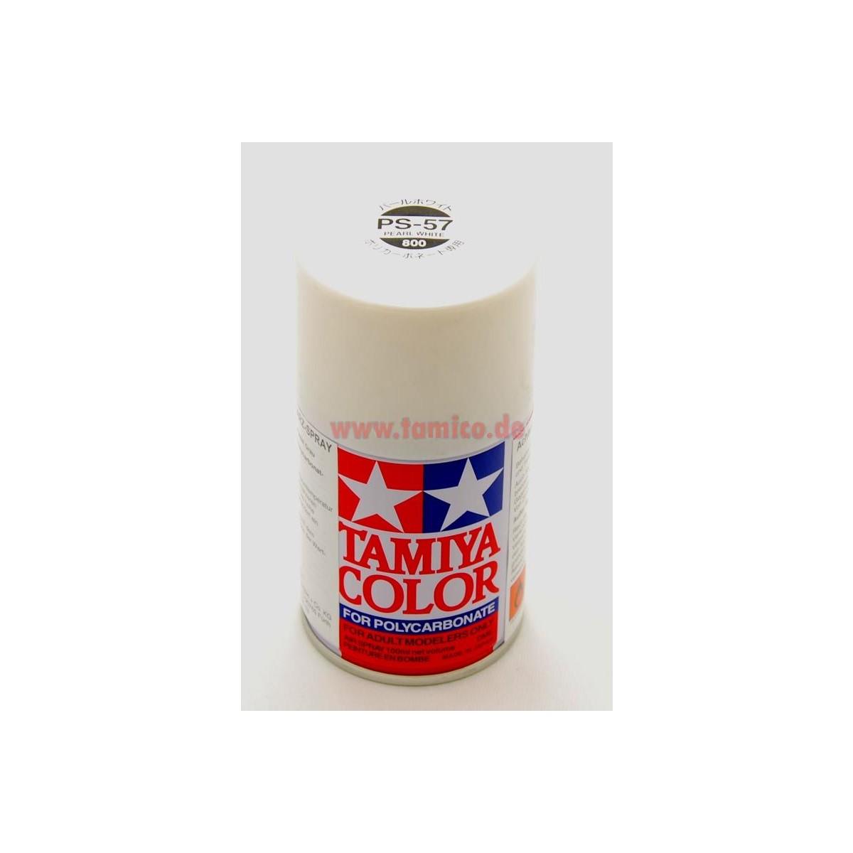 Tamiya Lexan Spray Dose Ps 57 Pearl Weiss Farbspray