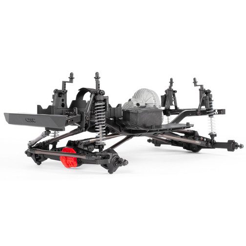 Axial AXI90104 SCX10 II Raw Builders Kit 1/10