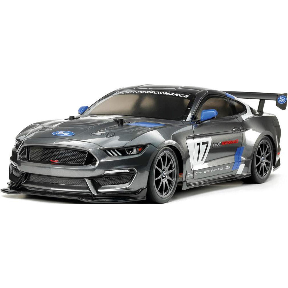 tamiya 58664 ford mustang gt4 tt 02 bausatz. Black Bedroom Furniture Sets. Home Design Ideas