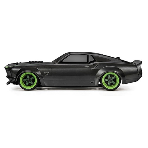 HPI 120102 Ford Mustang 1969 RS4 Sport 3 RTR-X