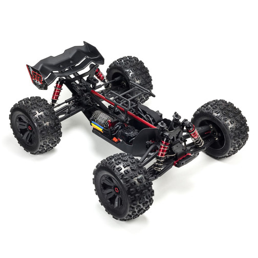 KRATON 6S 4WD BLX 1/8 SPEED MONSTER TRUCK RTR RED