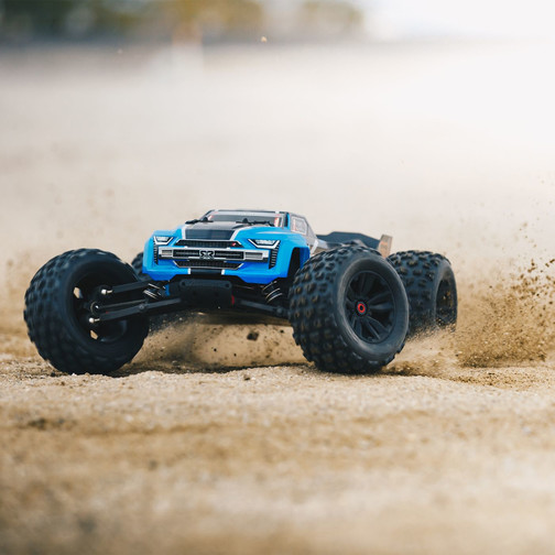 KRATON 6S 4WD BLX 1/8 SPEED MONSTER TRUCK RTR BLUE