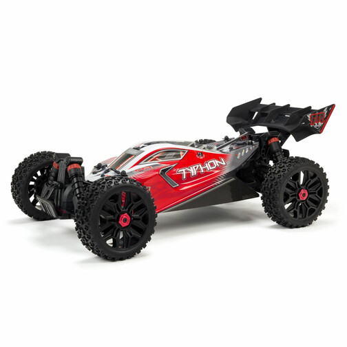 Arrma Typhon 4X4 3S BLX 1:8 4WD Buggy (Red)