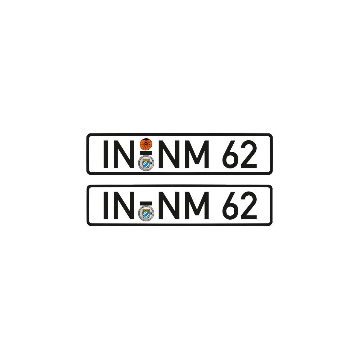 Nm Kennzeichen