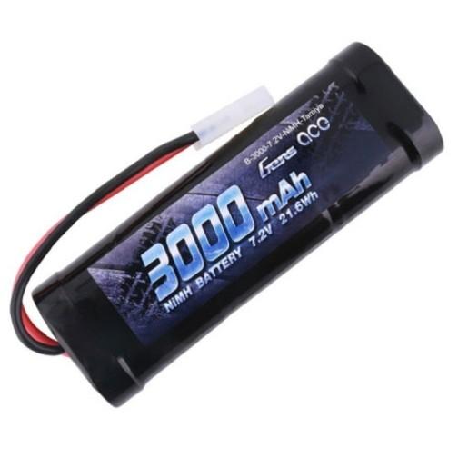 Absima 4100012 NiMH Stick Pack 7,2V 4200mAh Akku T-Plug Tamiya Adapter