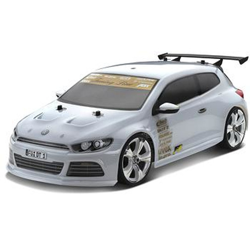 Carson 1:10Body Kit VW Sciroc. white tuner dec.
