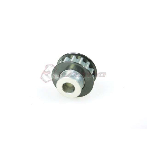 3Racing Aluminum Center Pulley Gear T14