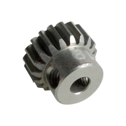 3Racing 48 Pitch Pinion Gear 19T (7075 mit  Hard Coating)