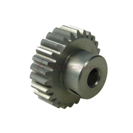 3Racing 48 Pitch Pinion Gear 26T (7075 mit  Hard Coating)