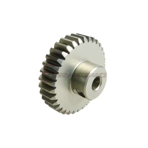 3Racing 48 Pitch Pinion Gear 35T (7075 mit  Hard Coating)