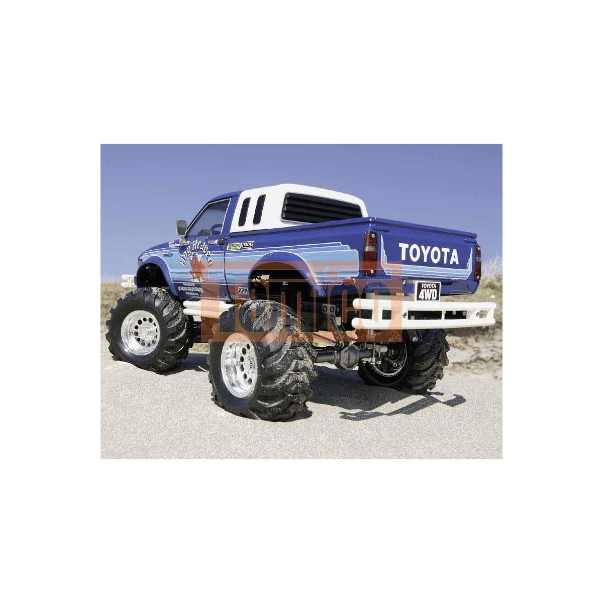 Toyota Pickup 4x4 >> Tamiya Toyota 4x4 Pick Up Bruiser Rn36 2012 Bausatz 58519