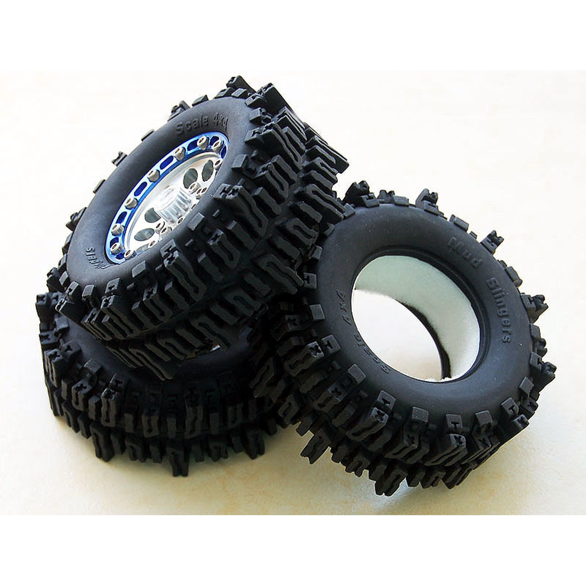 RC4WD 1.9 Proline Tire Compatible Internal Beadlock Rings RC4ZS0846