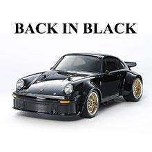 Black Porsche Tamiya